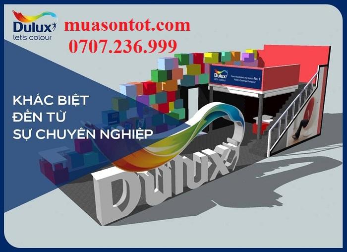Đại lý sơn Dulux chính hãng tại Thanh Hóa