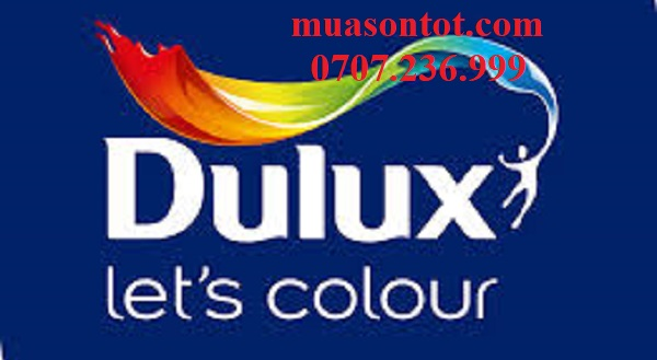 bảng gia sơn dulux mới nhất