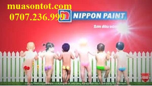 bảng giá sơn Nippon mới nhất