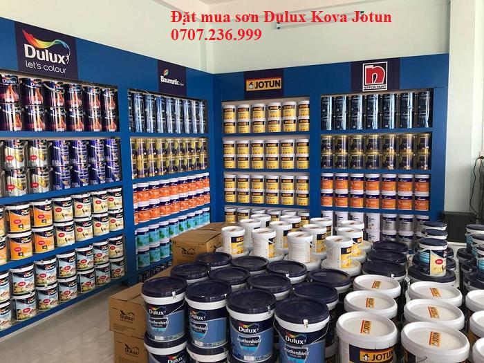 đại lý sơn dulux chính hãng nông cống