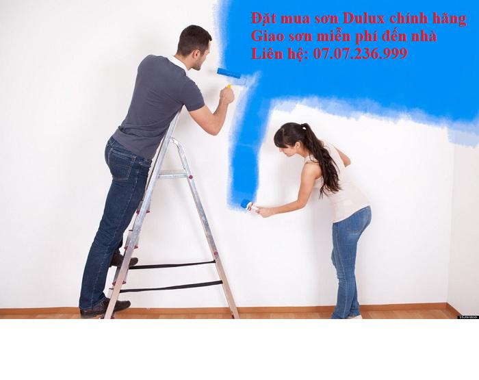 đại lý sơn dulux chính hãng sầm sơn