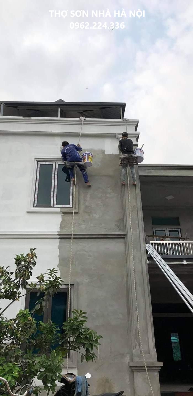 thợ sơn nhà nam từ liêm